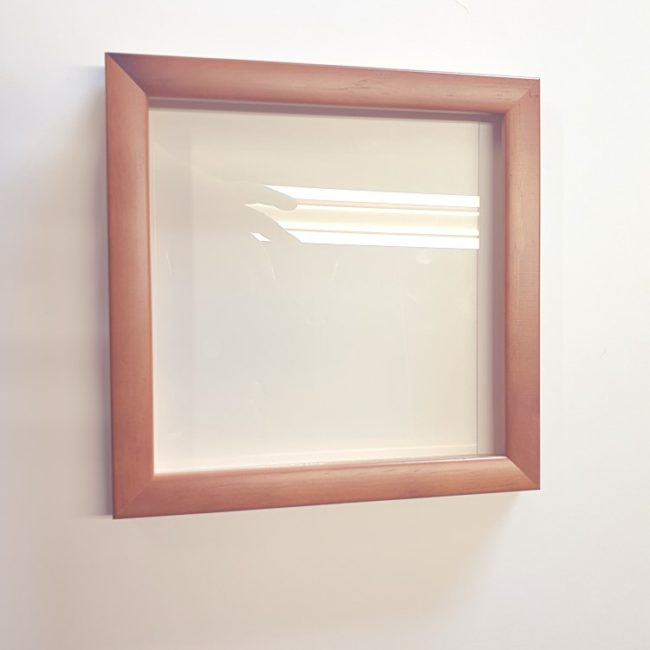 Frame With Glass