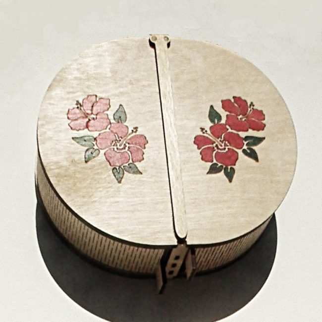 Two Drawer Jewelry Boxes